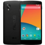 Google Nexus 5 phone - unlock code