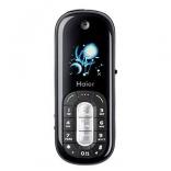 Unlock haier black-pearl Phone