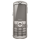 Unlock haier m500-silver-pearl Phone