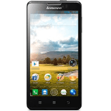 How to SIM unlock Lenovo P780 phone