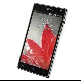 LG Optimus G 4G LTE E970