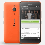 Microsoft Lumia 640 XL phone - unlock code