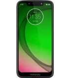 Motorola Moto G7 Play phone - unlock code