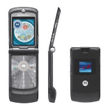 Motorola V3 Black cell phone unlocking
