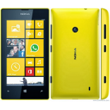 Nokia Lumia 520 phone - unlock code