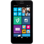 Nokia Lumia 635 phone - unlock code